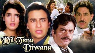 Hindi Action Movie   Dil Tera Diwana   Showreel   Saif Ali Khan   Twinkle Khanna