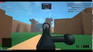 Let's Play - Roblox - Battlefield - Part 1 - UAV Inbound!