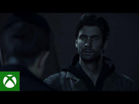 Alan Wake Remastered | Comparison Trailer