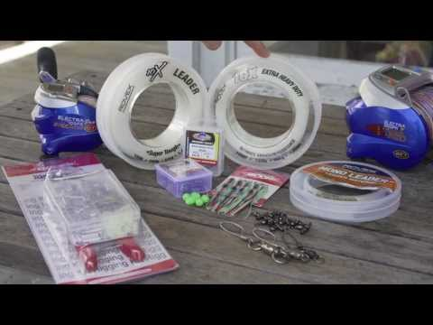 WFT Electra Reels Manual Part 3 (of 4) — Deep-water rig set-up