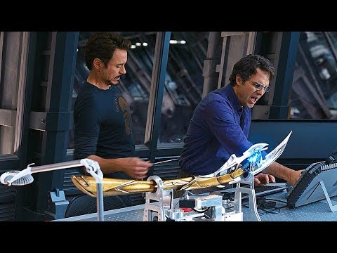 """What's Your Secret?"" - The Avengers (2012) Movie Clip HD"