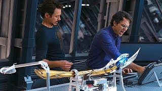 """What's Your Secret?"" - The Avengers (2012) Movie Clip HD"