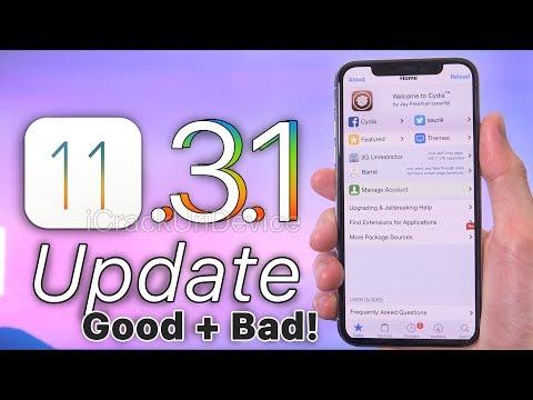 iOS 11.3.1 Jailbreak Update: BAD & GOOD News!