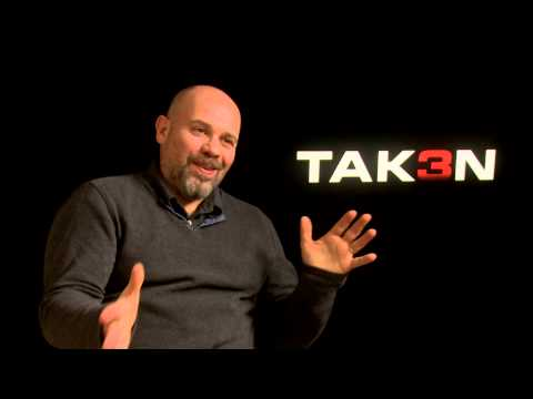 Cineworld Exclusive  with Taken 3 director Olivier Megaton