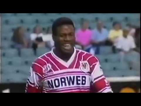 Martin Offiah's Greatest Ever Tries