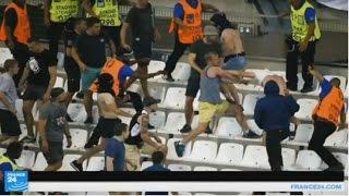 الاتحاد الأوروبي لكرة القدم يعلق مشاركة روسيا بمباريات كأس الأمم مع وقف التنفيذ