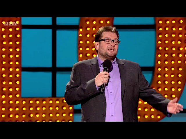 Stand-up comedy from Gary Delaney. Nov 2017