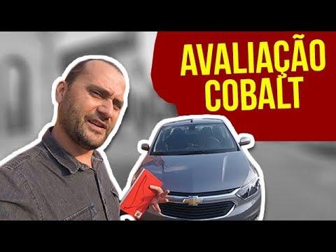 Avaliação do Chevrolet COBALT para UBER!