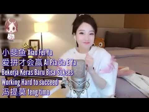 冯提莫 Feng Timo - Ai Pia Cia E Ya 爱拼才会赢【Bekerja Keras Baru Bisa Sukses/Working Hard To Succeed】