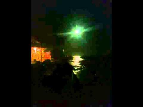 Super Moon Santa Barbara