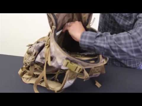 2014 Gift Guide Slumberjack Krypteck Camo Snare 2000 Pack