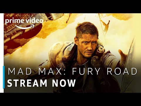 Mad Max : Fury Road   Tom Hardy, Charlize Theron   Hollywood Movie   Stream Now   Amazon Prime Video