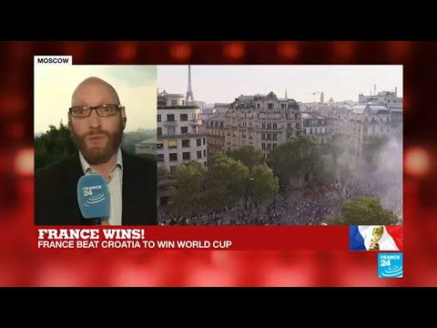 World Cup 2018: France 24's correspondent recounts his journey covering tournament