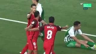 Sevilla vs Zalgiris Highlights 5-0 Europa League Play off