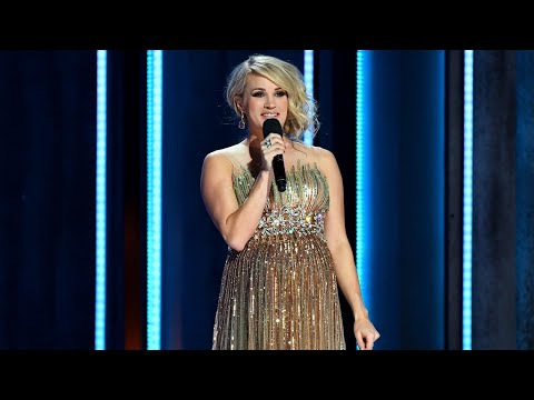 CMA Awards: Carrie Underwood's Best Hosting Moments of the Night!