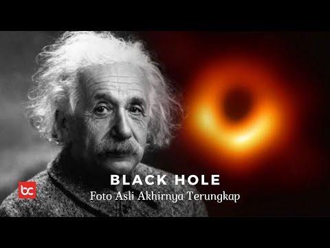 Black Hole, Untuk Pertama Kalinya Dalam Sejarah Manusia