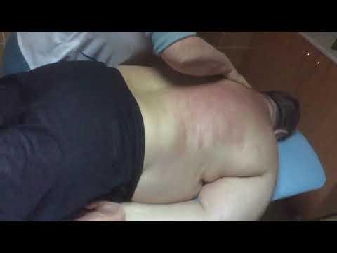 Лечебный массаж . Санаторий Радуга