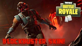 NEW BLOCKBUSTER SKIN LEAKED! NEW UPDATE! THERMAL GUN! - FORTNITE UPDATES
