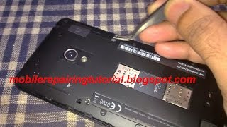 ASUS Zenfone Disassembly