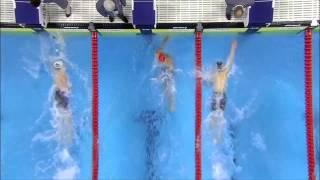 100 метров вольный стиль юноши Плавание I Европейские Игры в Баку 2015