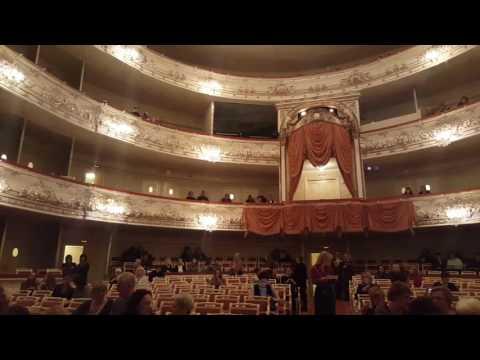 Mikhailovsky Theatre, Saint-Petersburg, Russia