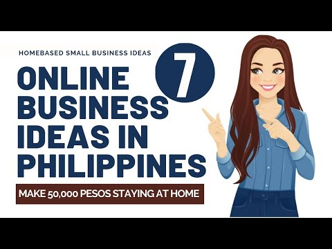 Online Business Ideas In Philippines