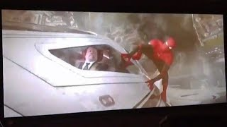 Нам слили сцену после титров Человек-Паук Вдали от дома