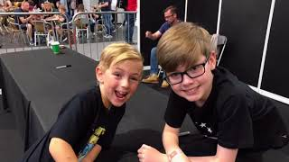 I WENT TO INSOMNIA 61!! (Also met EthanGamer!)