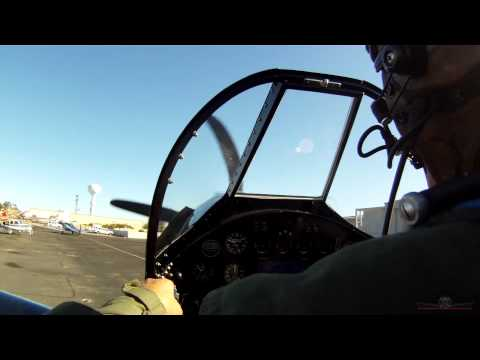 Historic Super Corsair Flight