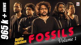 Fossils Volume 1   Audio Jukebox   Rupam Islam   Bangla Band
