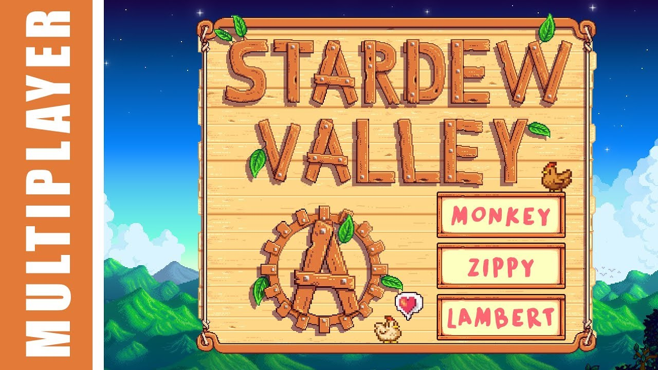 how to add stardew valley multiplayer