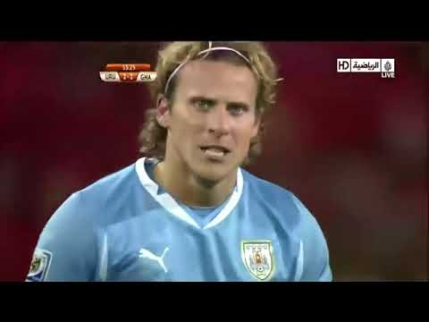 Diego Forlan goals world cup 2010