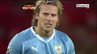 Diego Forlan goals world cup 2010