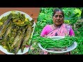 Village Cooking: Stinging Catfish with Long Bean Cooking Recipe by Village Food Life