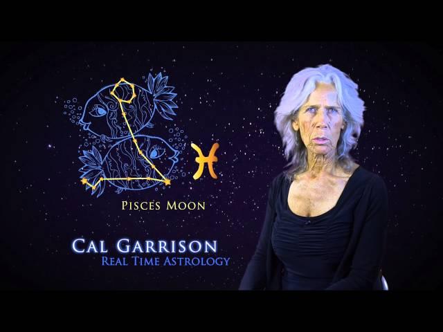 Cal Garrison Pisces Moon