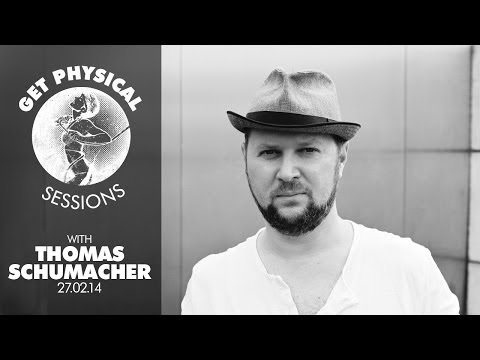 Get Physical Sessions Episode 13 with Thomas Schumacher
