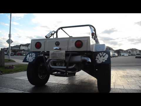 1970 VW Joe Poty Sand Rover T Bug Pickup Dune Buggy Manx Volkswagon