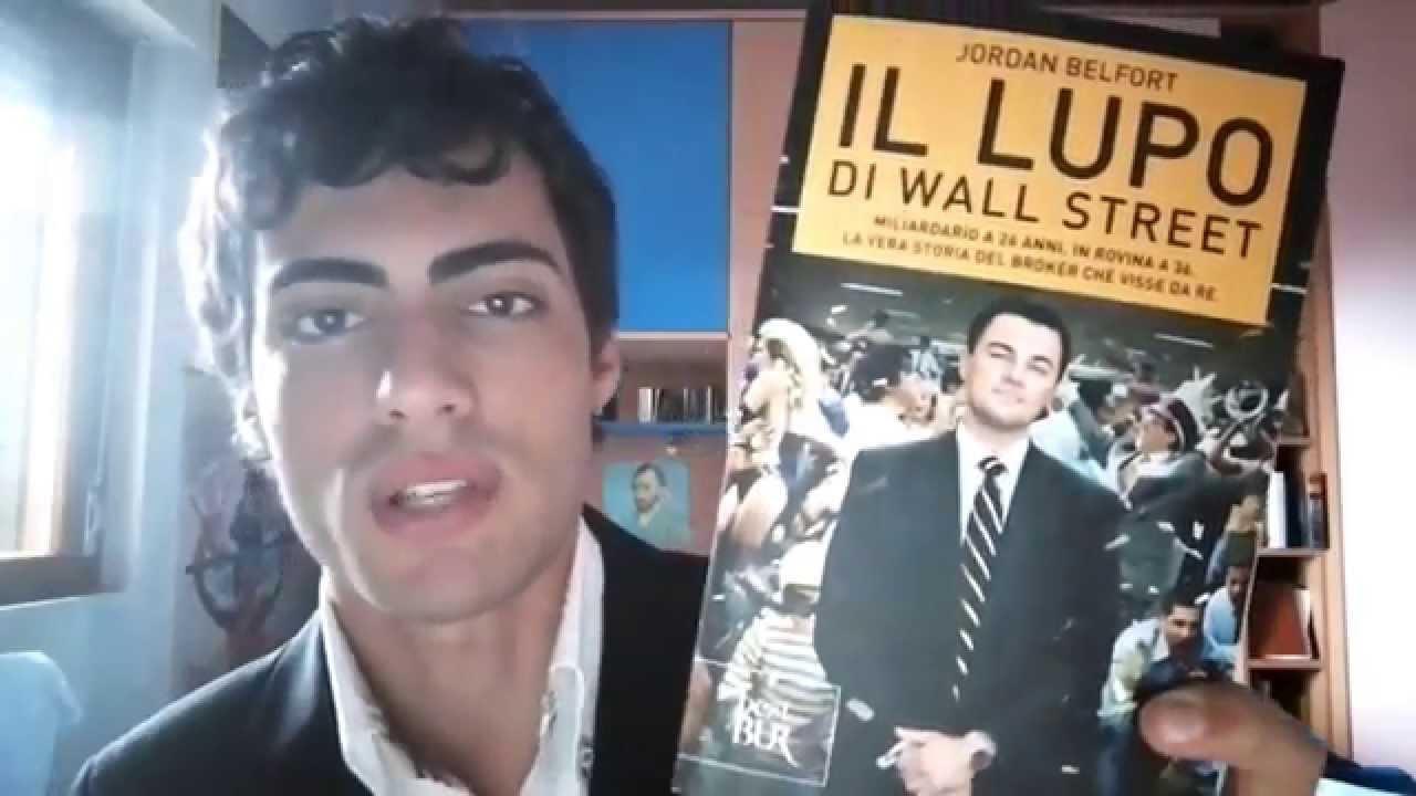 jordan belfort libro  15 Recensione libro ☼ Jordan Belfort - Il Lupo di Wall Street - YouTube