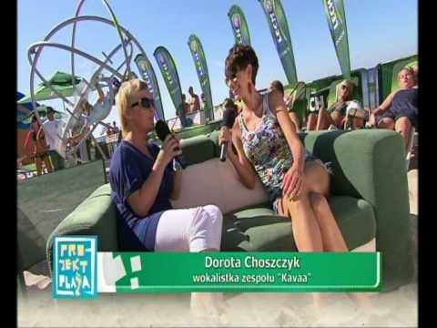 Dorota Choszczyk Kavaa w Projekcie Plaża