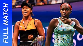 Naomi Osaka vs Coco Gauff Full Match | US Open 2019 Round 3