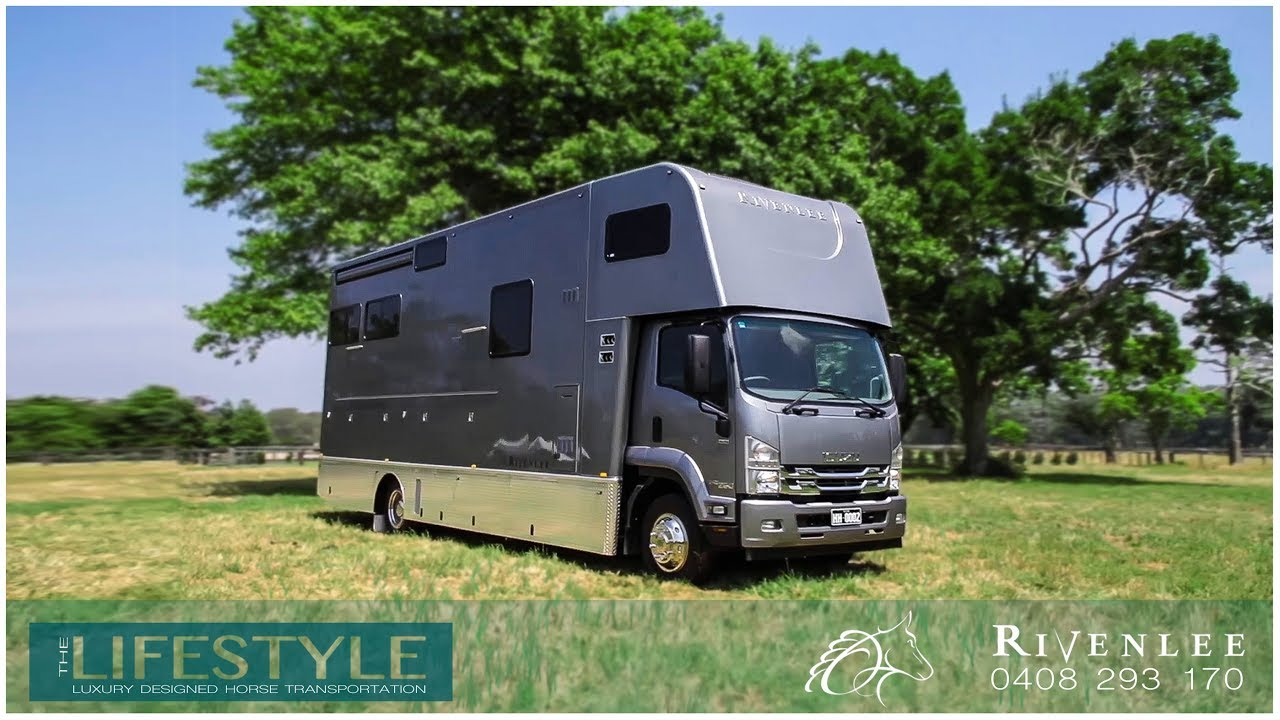 Sport Horse Films Australia - EQUINE PRODUCT VIDEO | Rivenlee Lifestyle Series