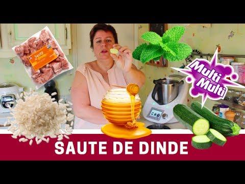 recette-du-saute-de-dinde-miel-citron-menthe-riz-en-multicuisson-thermomix