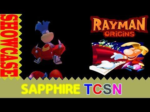 Rayman Origins Bandland Showcase
