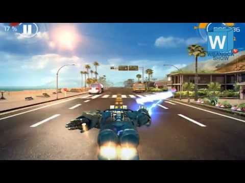 Iron Man 3: The Official Game - Mark 38 IGOR