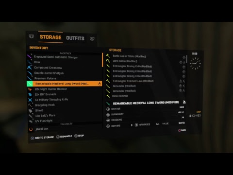 #Dying light/doing the all of the following quest/with friends