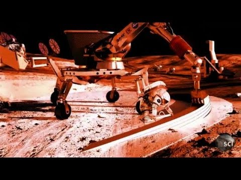 3D Printed Houses on Mars? | Futurescape
