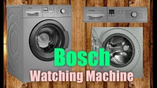 Bosch WAK20166IN 6.5 kg Fully-Automatic || Front Loading Washing Machine