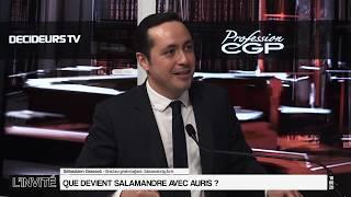 """Sébastien GRASSET est """"l'invité"""" de l'émission du magazine Profession CGP"""