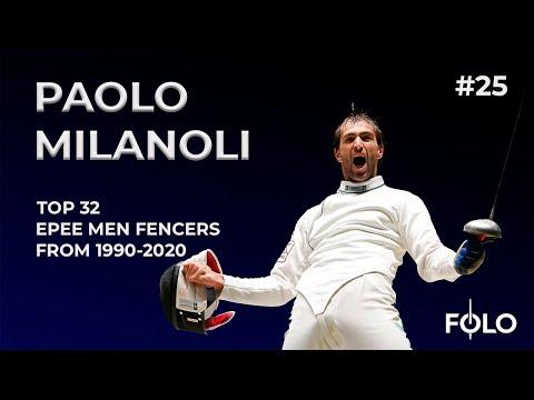 №25 Paolo Milanoli