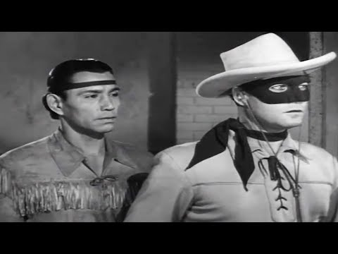The Lone Ranger | The Wrong Man | HD | Lone Ranger TV Series Full Episodes | Old Cartoon